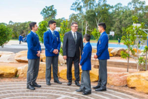 Patrician Brothers College Fairfield Principal's Message