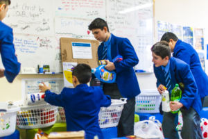 Patrician Brothers College Fairfield Outreach