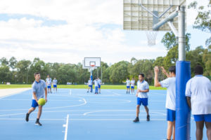 Patrician Brothers College Fairfield Facilities Sports
