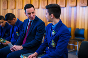 Patrician Brothers College Fairfield Shared Mission
