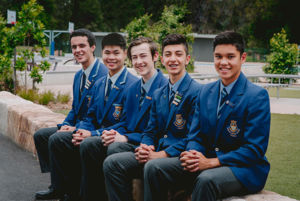 Patrician Brothers College Fairfield Enrolment